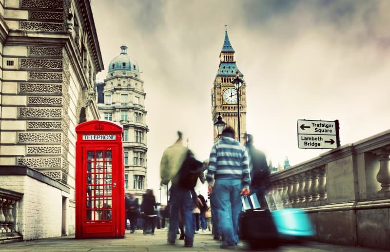 Top 4 cities to study in UK