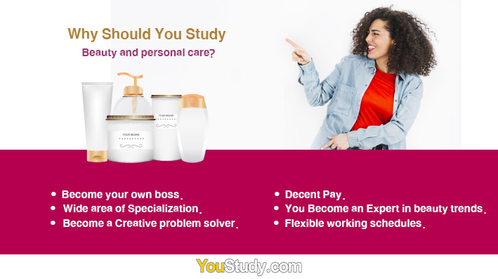 Why Should You Study Beauty and personal care