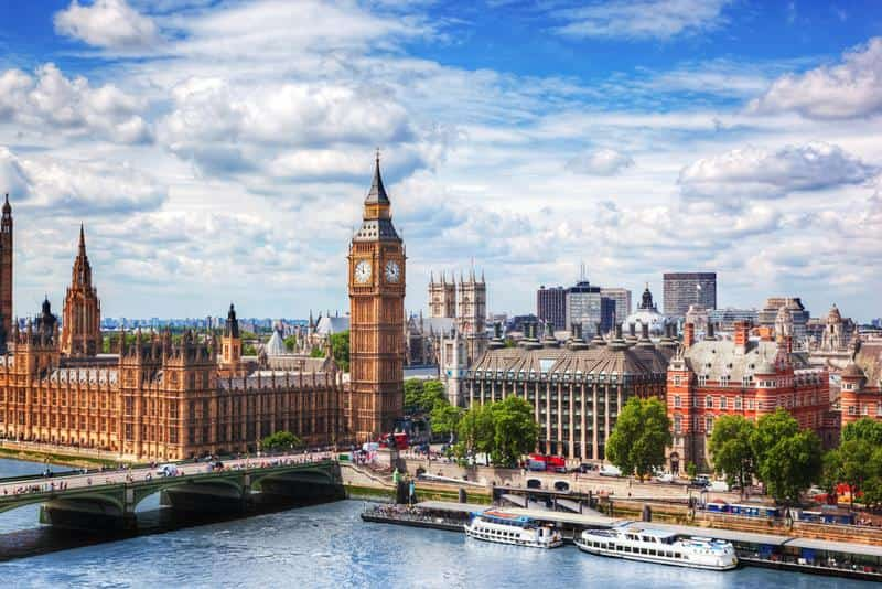 Tourism in the United Kingdom