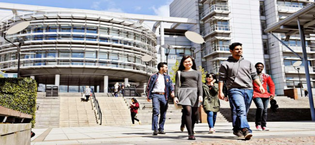 Glasgow Caledonian University January intake