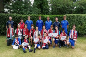 Anglo Continental English and Football Courses 2017